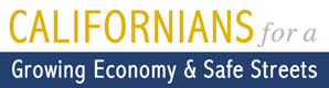 Californians for a Growing Economy and Safe Streets Logo